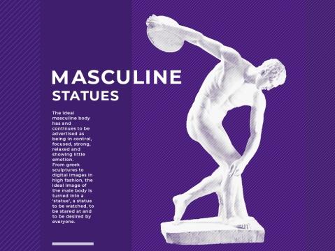Masculine Statutes